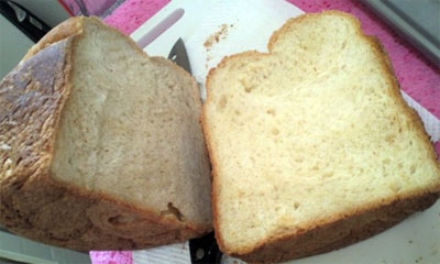 三温糖パン